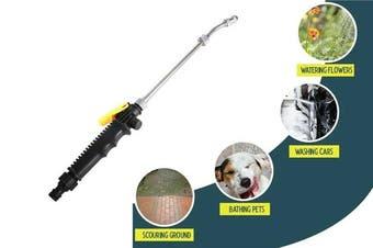 High Pressure Water Spray Gun Nozzle Power Washer Home Car Water Gun