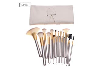 12Pcs Make-Up Brush Set