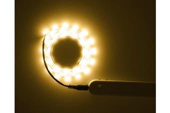 3m LED Strip Light Motion Sensor Self-adhesive Strip Light Warm White