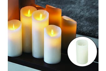Flameless Candles LED Candles Set of 12 Battery Flickering Bulb with Remote