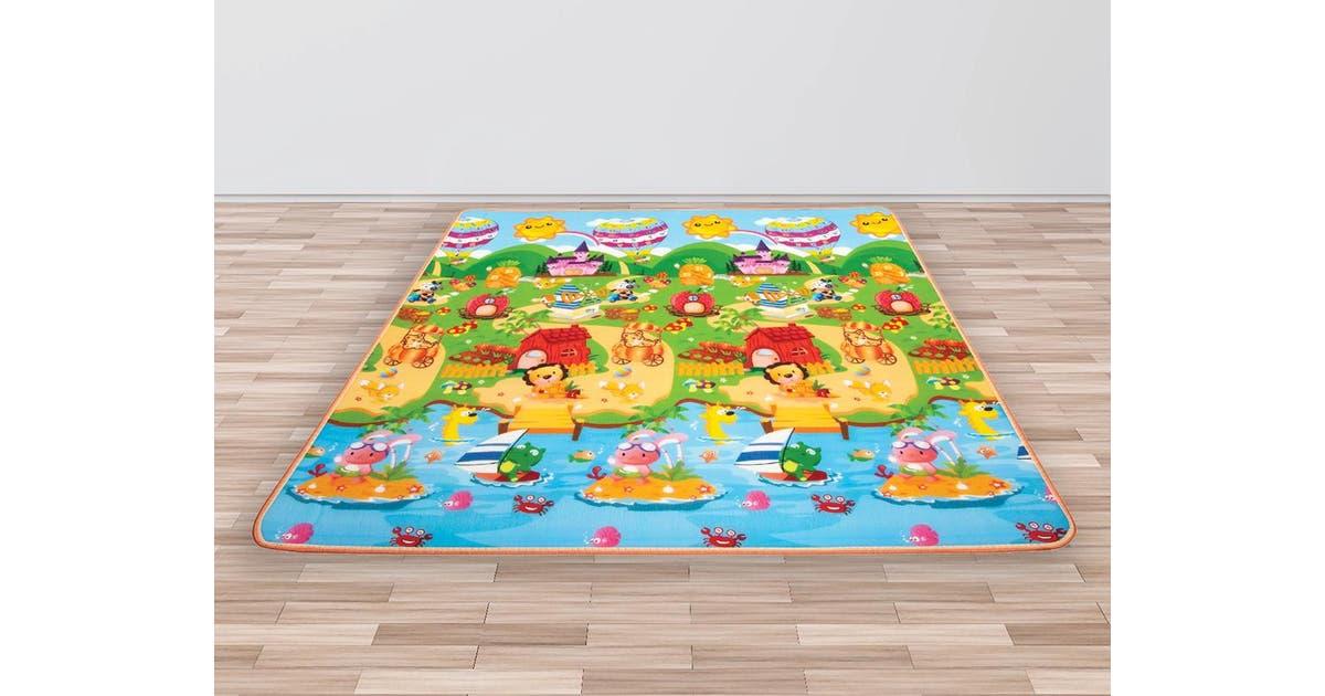 Baby Kids Play Mat Floor Rug