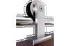 Sliding Barn Door Hardware Stainless Steel