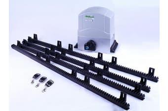 1200KG Auto Slide Sliding Gate Opener Automatic w 4m Rail
