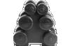 Dumbbell Weight Set - 12KG