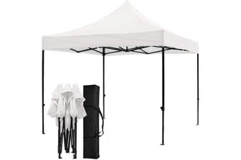 3x3m Easy Pop up Canopy Tent 420D Waterproof UV-Treated Cover Commercial Quality