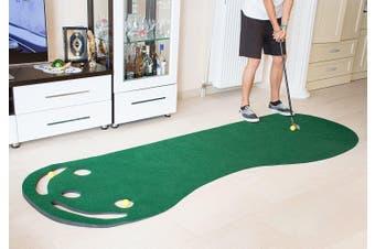 Golf Putting Green Par Three 95cm x 275cm