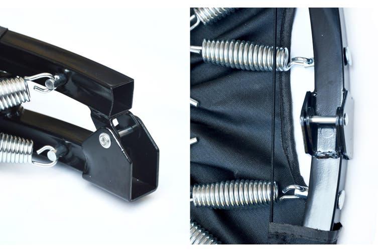 Mini Rebounder Trampoline With Handle Rail