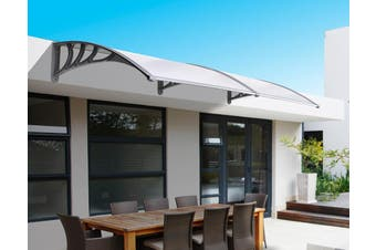 DIY Outdoor Awning Cover -1.5 x 2m