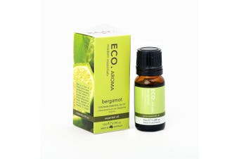 ECO. Bergamot Pure Essential Oil 10ml