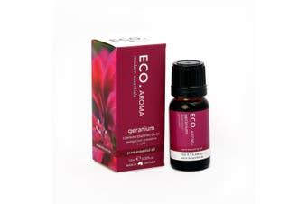 ECO. Geranium Pure Essential Oil 10ml