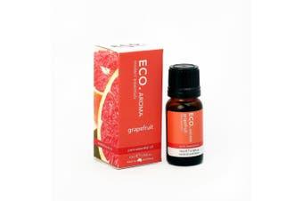 ECO. Grapefruit Pure Essential Oil 10ml