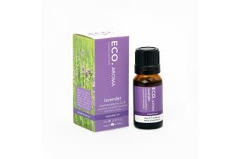 ECO. Lavender Pure Essential Oil 10ml