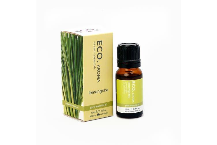 ECO. Lemongrass Pure Essential Oil 10ml