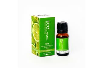ECO. Lime Pure Essential Oil 10ml