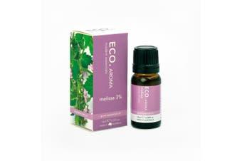 ECO. Melissa (3%) Essential Oil 10ml