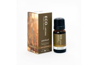 ECO. Patchouli Pure Essential Oil 10ml
