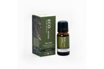 ECO. Tea Tree Pure Essential Oil 10ml