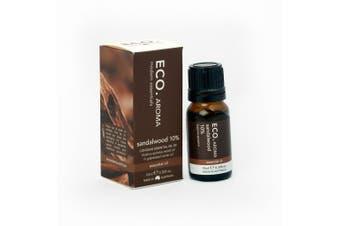 ECO. Sandalwood (10%) Essential Oil 10ml