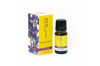 ECO. Clarity & Focus Essential Oil Blend 10ml