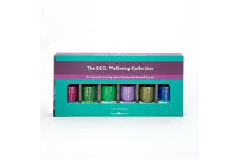 ECO. Wellbeing Essential Oil 6 pack