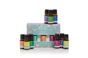ECO. Ultimate Wellbeing Essential Oil 12 Pack