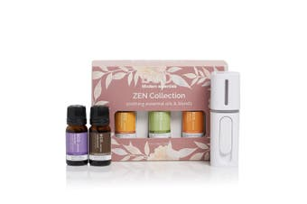 ECO. Zen Essential Oil Collection and Handheld Diffuser