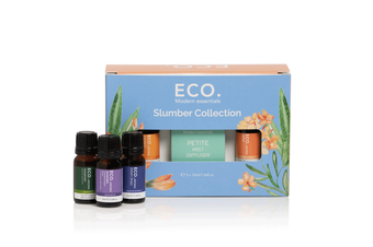ECO. Slumber Essential Oil and Handheld Diffuser Collection