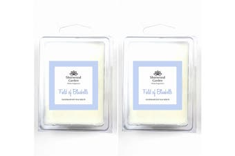 Soy Wax Melts - Field of Bluebells Scent x 2