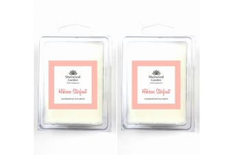 Soy Wax Melts - Hibiscus Starfruit Scent x 2