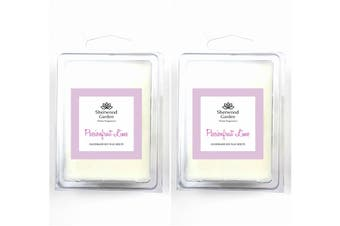 Soy Wax Melts - Passionfruit Lime Scent x 2