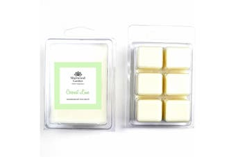 Soy Wax Melts - Coconut Lime
