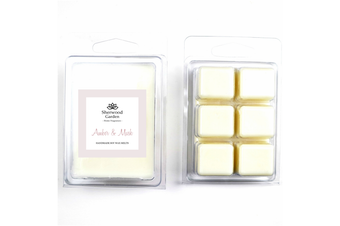 Soy Wax Melts - Amber & Musk