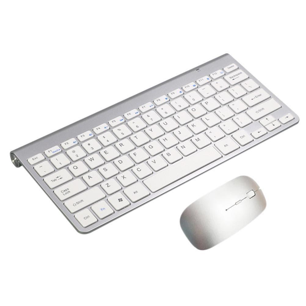 2.4G Waterproof Mini Wireless Keyboard And Mouse Set