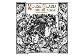 Mouse Guard: Coloring Book (Mouse Guard)