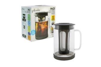(1510ml) - Primula PCBBK-5351 1510ml Black Pace Cold Brew Iced Coffee Maker,
