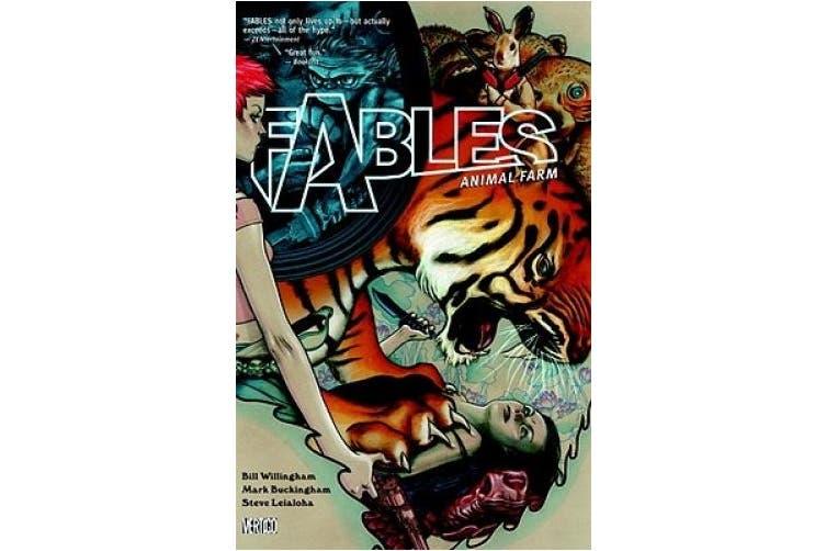 Fables: Animal Farm - Vol 02