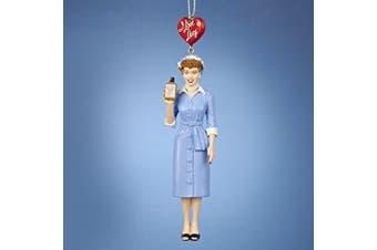 I LOVE LUCY VITAMEATAVEGAMIN Lucille Ball resin Christmas Ornament