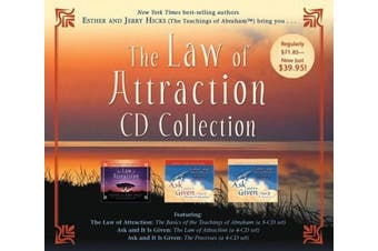 The Law of Attraction CD Collection [Audio]