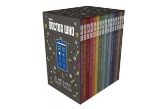 Doctor Who: Time Lord Fairy Tales Slipcase Edition (Doctor Who)