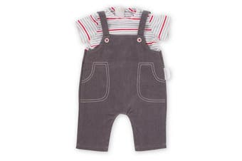 "Corolle 30cm ""Bb Smock and Denim Overall"" Outfit"