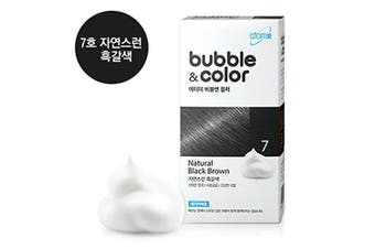[Atomy] Bubble & Colour Natural Black Brown by ATOMY