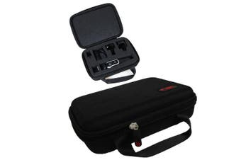 For Philips Norelco Multigroom Series 3100 QG3330 Travel EVA Hard Protective Case Carrying Pouch Cover Bag Compact sizes by Hermitshell