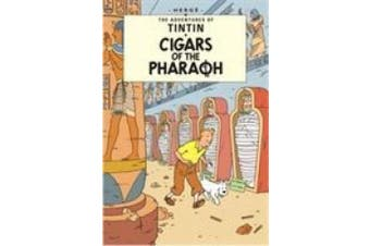 Cigars of the Pharaoh (The Adventures of Tintin)