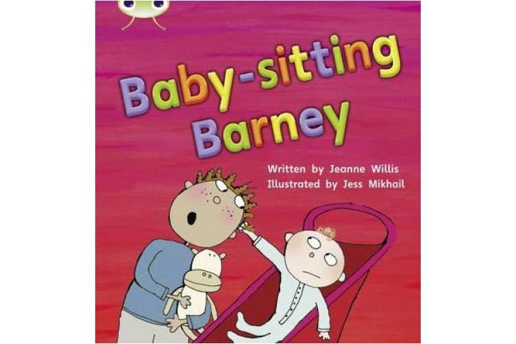Bug Club Phonics Fiction Year 1 Phase 5 Set 15 Babysitting Barney (Phonics Bug)