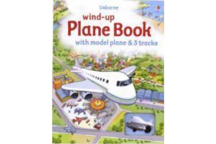 Wind-Up Plane Book (Wind-up Books)