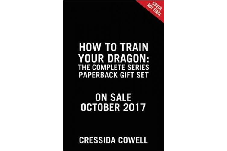 How to Train Your Dragon: The Complete Series: Paperback Gift Set (How to Train Your Dragon)