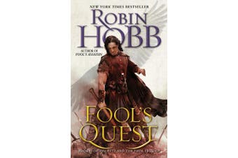 Fool's Quest: Book II of the Fitz and the Fool Trilogy (Fitz and the Fool)