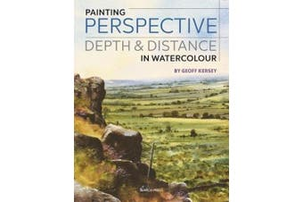 Painting Perspective, Depth and Distance in Watercolour