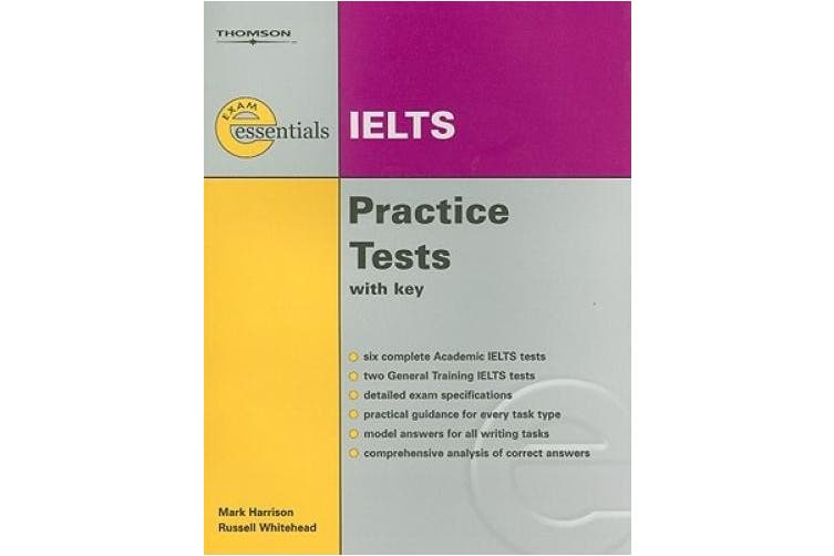 Exam Essentials Practice Tests: IELTS with Answer Key
