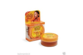 New Cantu Shea Butter For Natural Hair Extra Hold Edge Stay Gel 64g